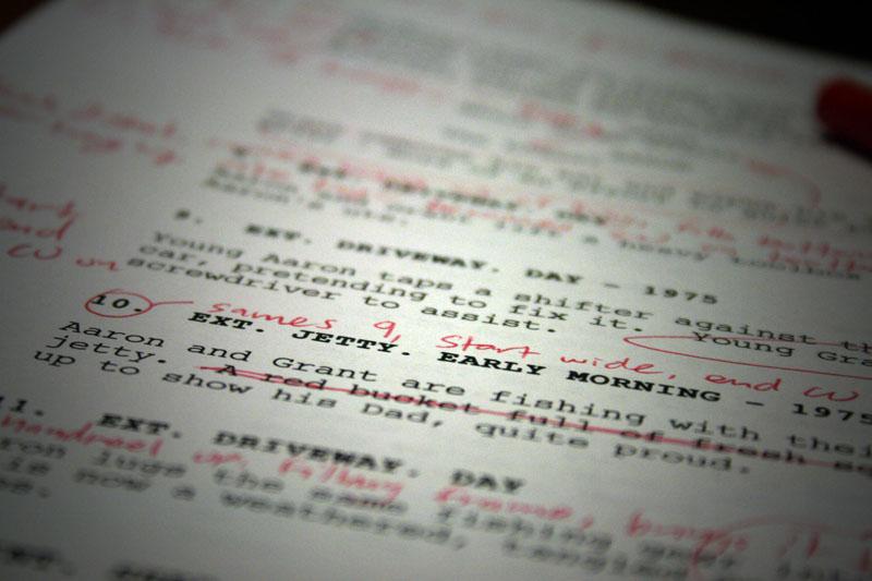scriptediting